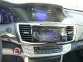 Controls of 2014 Accord Hybrid EX-L Sedan