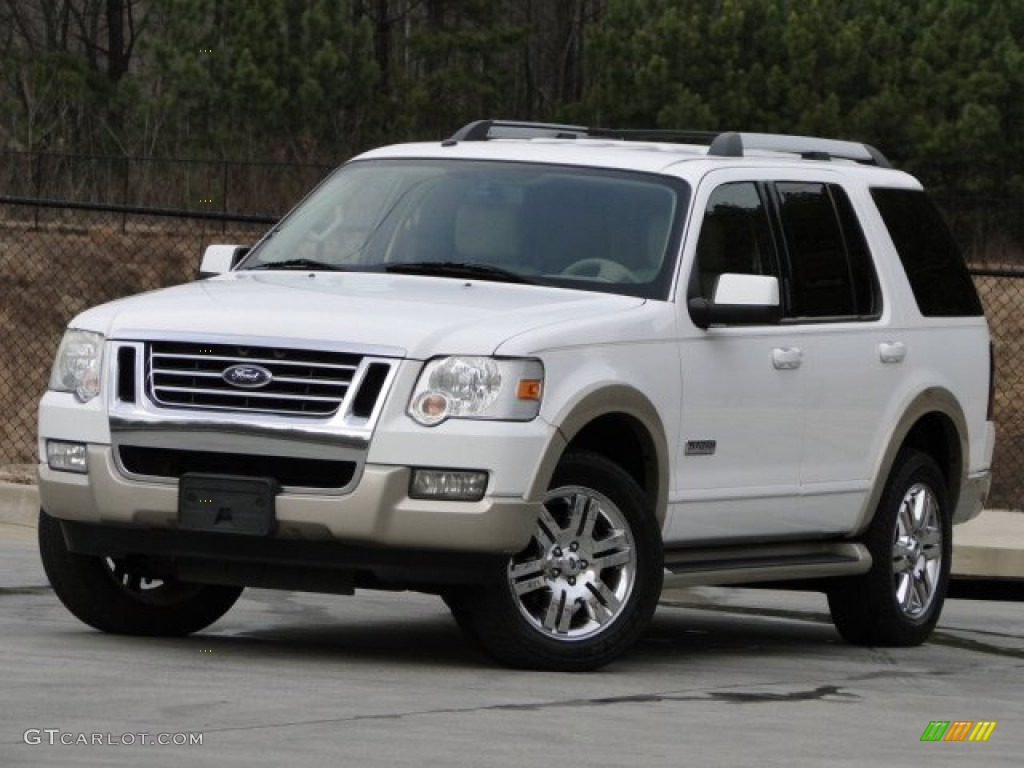 2007 ford explorer eddie bauer exterior photos. Black Bedroom Furniture Sets. Home Design Ideas
