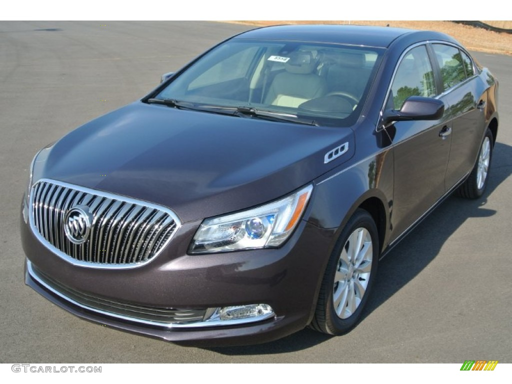 on White Buick Lacrosse Cx