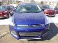 2014 Deep Impact Blue Ford Escape SE 1.6L EcoBoost 4WD  photo #6