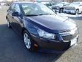 Blue Ray Metallic - Cruze Diesel Photo No. 3