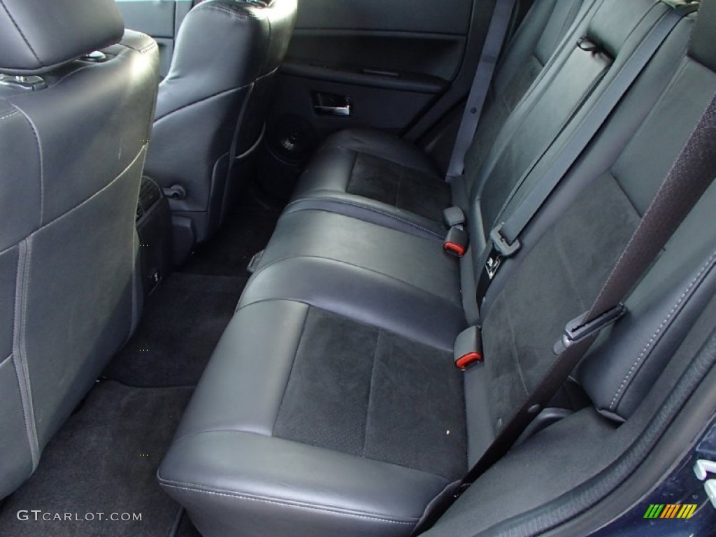 2008 Jeep Grand Cherokee Srt8 4x4 Interior Color Photos