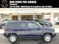 2013 True Blue Pearl Jeep Patriot Sport 4x4 #90444890