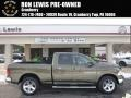 2012 Sagebrush Pearl Dodge Ram 1500 SLT Quad Cab 4x4  photo #1