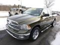 2012 Sagebrush Pearl Dodge Ram 1500 SLT Quad Cab 4x4  photo #4