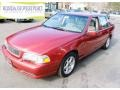 Cassis Red Pearl Metallic 1998 Volvo S70 GLT