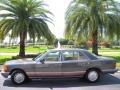 Pearl Grey Metallic 1991 Mercedes-Benz S Class 420 SEL