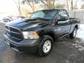 Black 2013 Ram 1500 Express Regular Cab 4x4