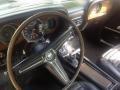 1970 Ford Mustang Black Interior Steering Wheel Photo