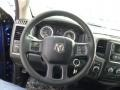 Black/Diesel Gray Steering Wheel Photo for 2014 Ram 1500 #90530804