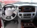 2008 Inferno Red Crystal Pearl Dodge Ram 3500 Laramie Mega Cab 4x4 Dually  photo #10