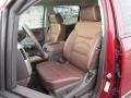 High Country Saddle Front Seat Photo for 2014 Chevrolet Silverado 1500 #90537470