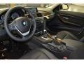 Black Prime Interior Photo for 2014 BMW 3 Series #90554912