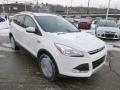 2014 White Platinum Ford Escape Titanium 1.6L EcoBoost 4WD  photo #2