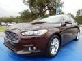 Bordeaux Reserve Red Metallic 2013 Ford Fusion SE 1.6 EcoBoost