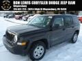 Rugged Brown Metallic 2014 Jeep Patriot Sport