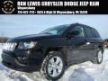 Black 2014 Jeep Compass Latitude 4x4