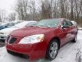 Crimson Red 2007 Pontiac G6 GT Sedan