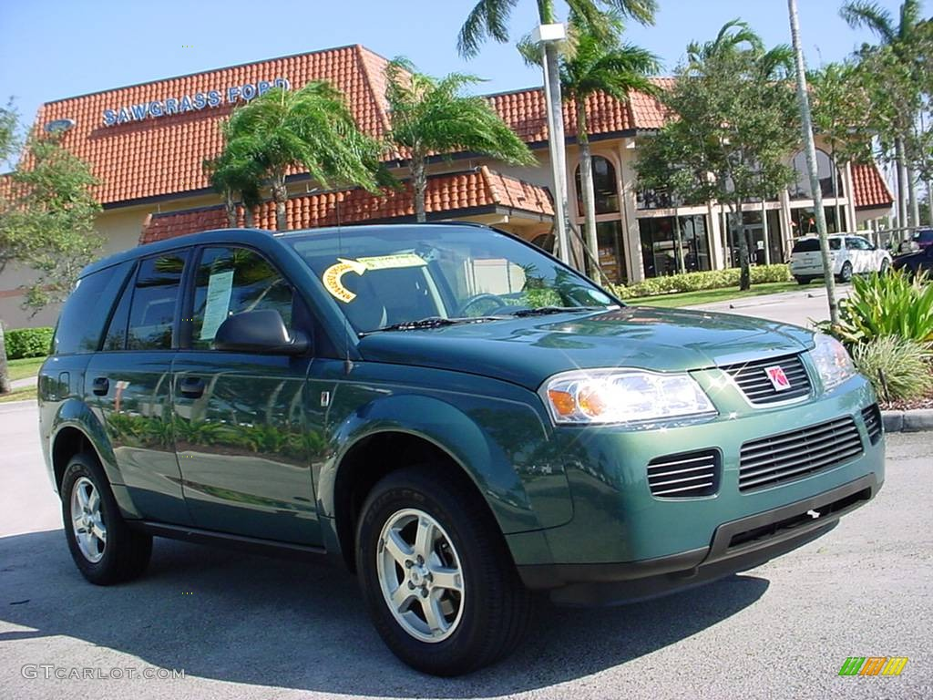 2006 cypress green saturn vue 895286 car. Black Bedroom Furniture Sets. Home Design Ideas