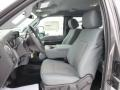 2014 Ford F250 Super Duty Steel Interior Front Seat Photo
