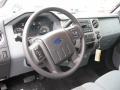 2014 Ford F250 Super Duty Steel Interior Dashboard Photo