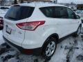 2014 White Platinum Ford Escape SE 2.0L EcoBoost 4WD  photo #2
