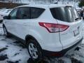 2014 White Platinum Ford Escape SE 2.0L EcoBoost 4WD  photo #4