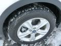 2014 White Platinum Ford Escape SE 2.0L EcoBoost 4WD  photo #8