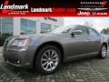Tungsten Metallic 2011 Chrysler 300 C Hemi