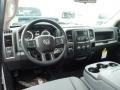Black/Diesel Gray Dashboard Photo for 2014 Ram 1500 #90636555