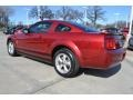 2007 Redfire Metallic Ford Mustang V6 Premium Coupe  photo #3