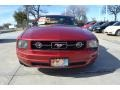 2007 Redfire Metallic Ford Mustang V6 Premium Coupe  photo #8