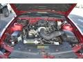 2007 Redfire Metallic Ford Mustang V6 Premium Coupe  photo #18