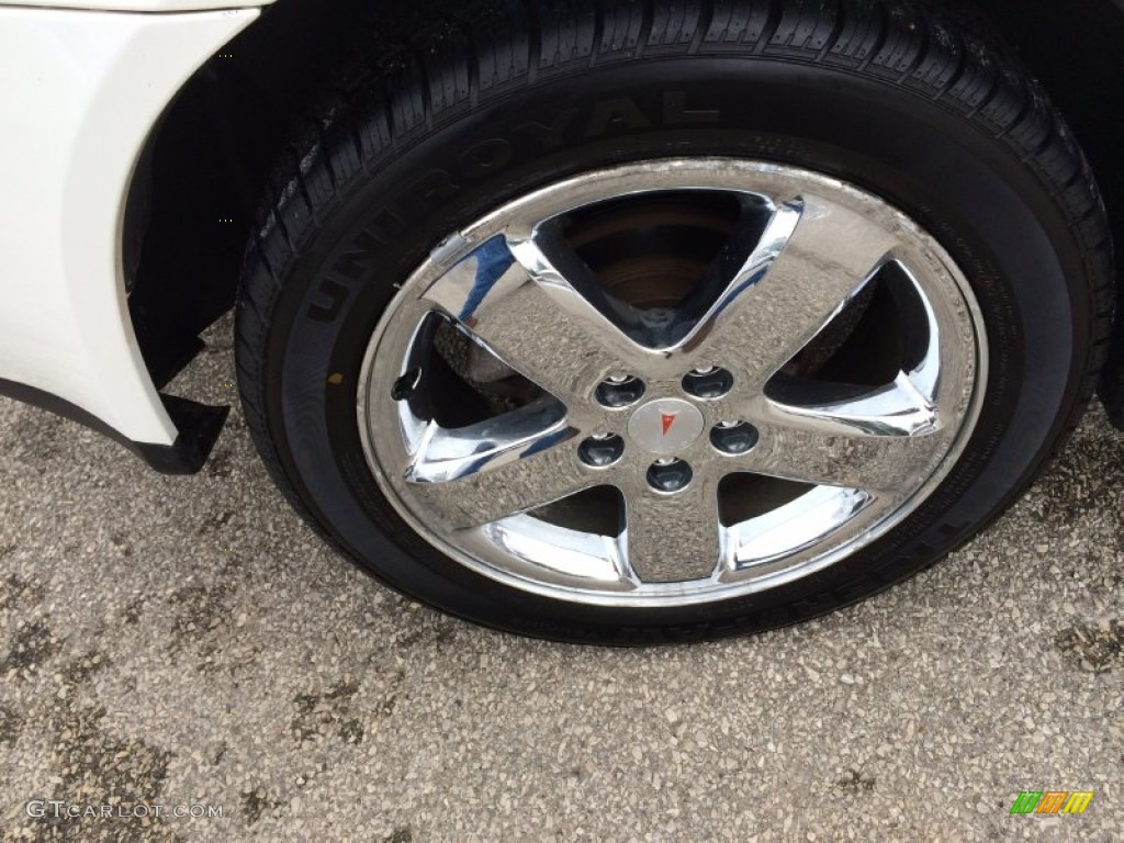 2006 Pontiac G6 Gt Sedan Wheel Photo 90655167