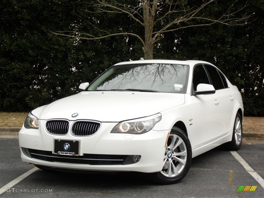 2010 alpine white bmw 5 series 535i xdrive sedan 90645462. Black Bedroom Furniture Sets. Home Design Ideas