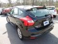 2012 Tuxedo Black Metallic Ford Focus SE 5-Door  photo #14