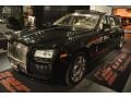 Diamond Black 2012 Rolls-Royce Ghost