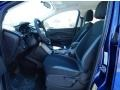 2014 Deep Impact Blue Ford Escape S  photo #6
