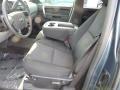2012 Blue Granite Metallic Chevrolet Silverado 1500 LS Extended Cab  photo #4