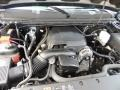 2012 Blue Granite Metallic Chevrolet Silverado 1500 LS Extended Cab  photo #18