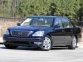 Blue Onyx Pearl 2004 Lexus LS Gallery
