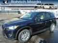 2014 Stormy Blue Mica Mazda CX-5 Touring AWD #90677507