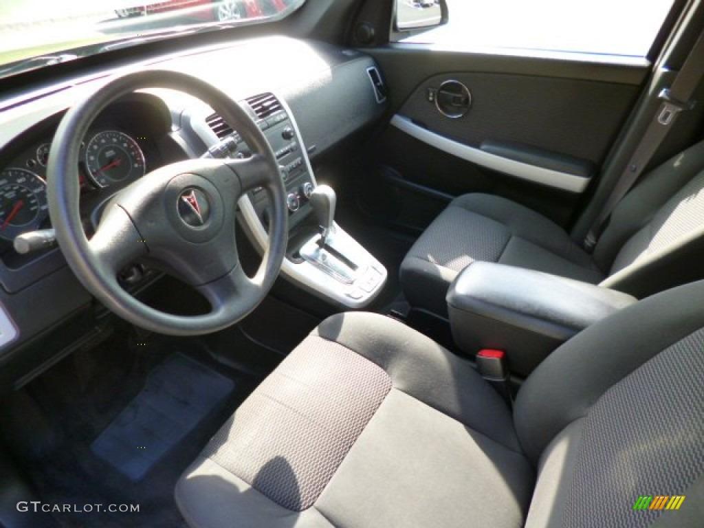 Inside 2007 Torrent Of 2007 Pontiac Torrent Awd Interior Color Photos