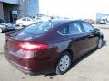 2013 Bordeaux Reserve Red Metallic Ford Fusion S  photo #28
