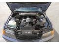 2000 3 Series 323i Sedan 2.5L DOHC 24V Inline 6 Cylinder Engine