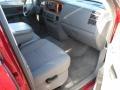 2006 Inferno Red Crystal Pearl Dodge Ram 3500 SLT Quad Cab Dually  photo #29