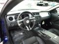 2014 Ford Mustang Charcoal Black Interior Prime Interior Photo