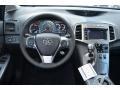 Black 2014 Toyota Venza Interiors