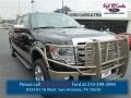 Tuxedo Black Metallic 2013 Ford F150 King Ranch SuperCrew 4x4