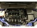 2012 Sonic Blue Metallic Ford Focus SE Sport Sedan  photo #16